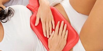 как снять менструальные боли