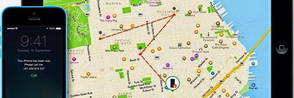 Как отследить iPhone с помощью сервиса Find My iPhone
