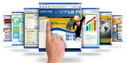 Создание и регистрация домена для сайта