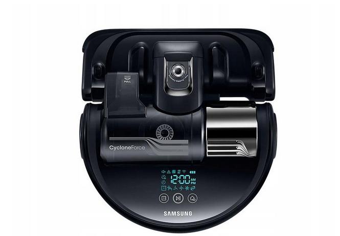 Пылесос автоматический Samsung Powerbot VR20K9350WK Wi-Fi