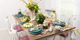 5 способов сделать красивый пасхальный стол